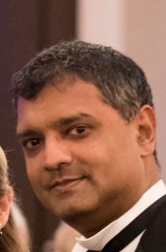 Dr Ganase Dharrie Maharaj